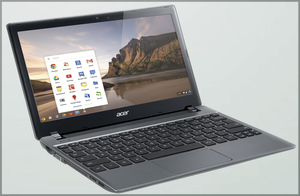 Chromebooks laptop rentals NYC for your meeting and event